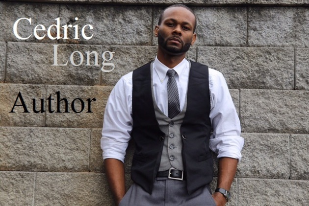 cedric long author of the Corrupt Officers Guide series