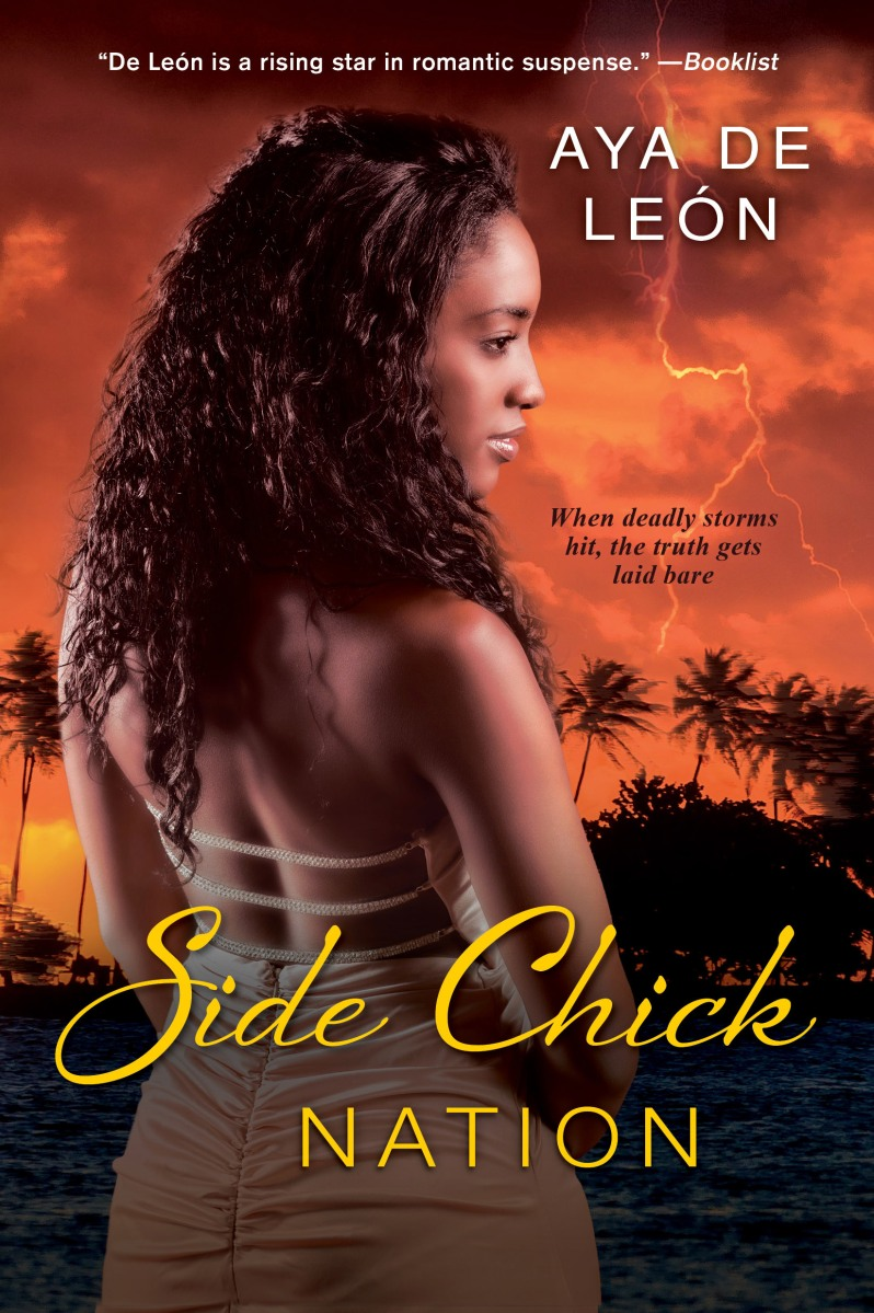 New Release Crime Fiction: Side Chick Nation, by A. De Leon @AyadeLeon @ayadeleonwrites