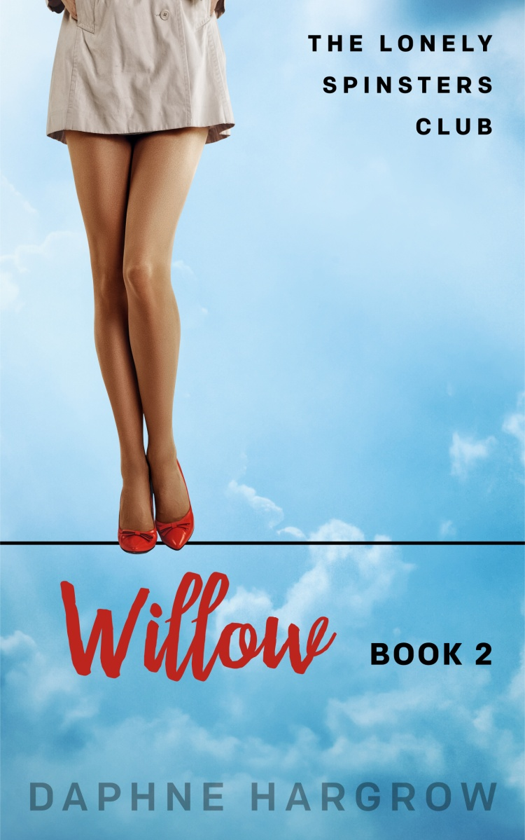 Book Review: 3 stars - Willow #2 (Romantic Comedy) by Daphne Hargrow