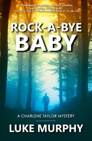 Luke Murphy Rock a Bye Baby Front Cover Final