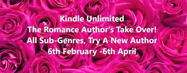Romance Author's Take Over