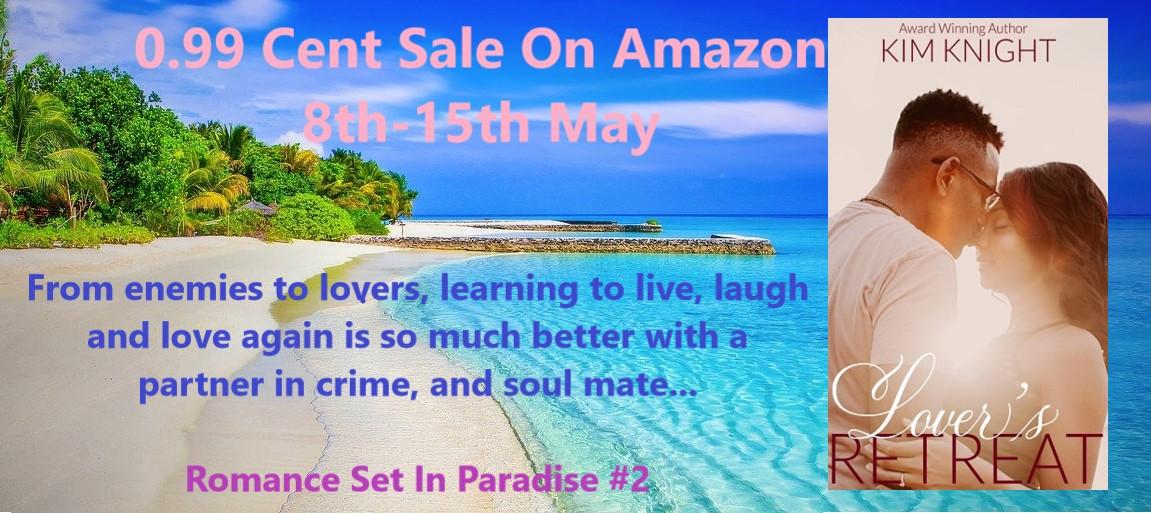 Lovers Retreat sale