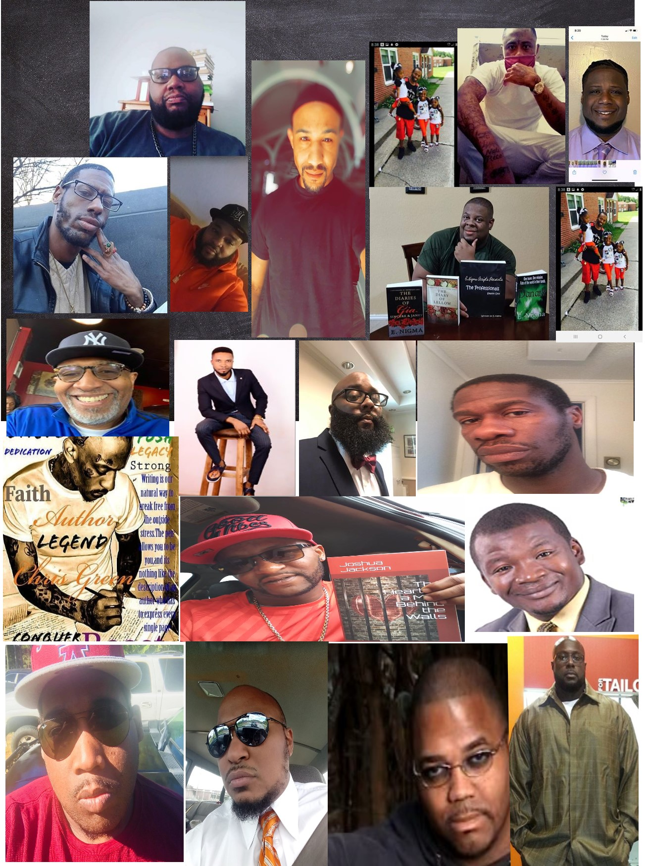 Men of Colour Promo Pic